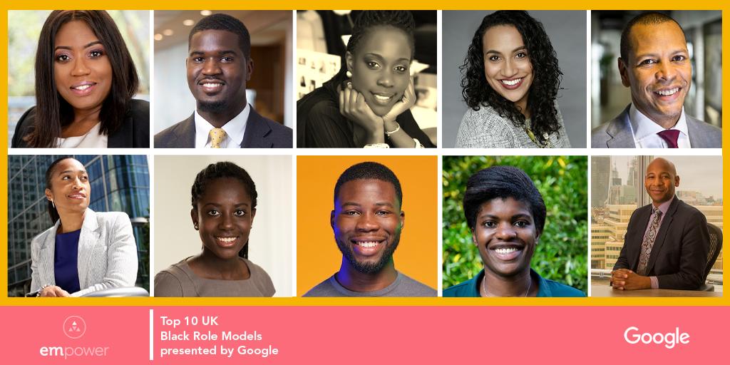 Top 10 Black Role Models